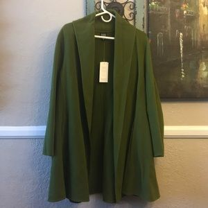 NEW Eileen Fisher jacket M w/tags